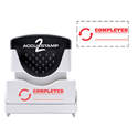 Picture of Accu Stamp® 2 One Color Stock Stamps Completed