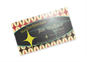 Picture of Full Color Flat Premium Business Card - Front Only