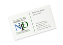 Picture of Full Color Raised Business Card - Front only