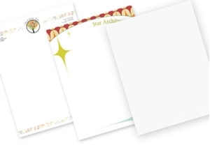 Picture for category Full Color Letterhead