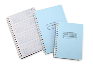 Picture for category Receipt Books