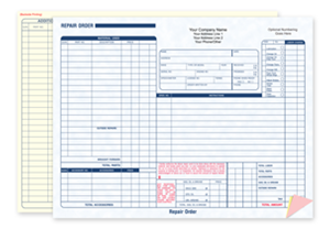 Picture for category Repair Forms