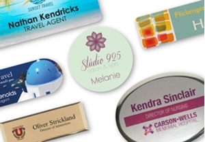Picture for category Full Color Name Badges