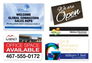 Picture for category Full Color Indoor Signs