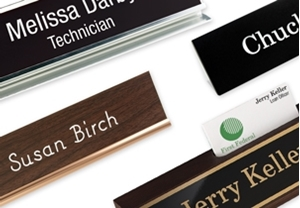 Picture for category Desk Signs