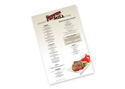 Picture of 11 x 17 Sales Sheets - 1 Sided